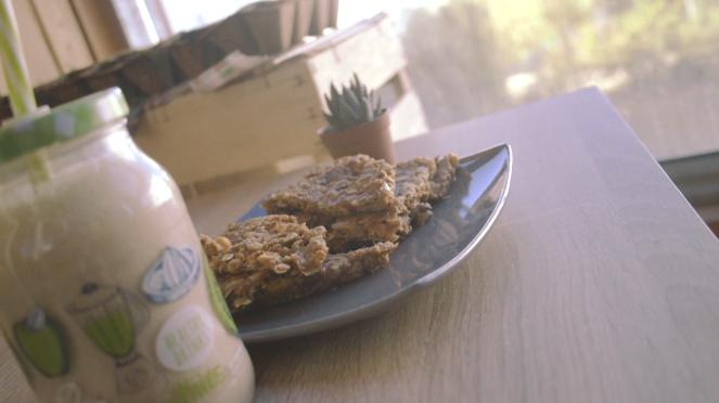 granola bar vegan homemade recette plante ton assiette