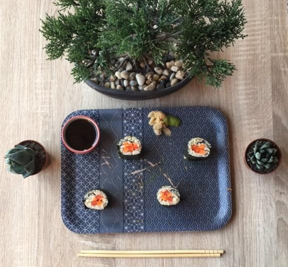 recette maki vegan plante ton assiette blog cuisine