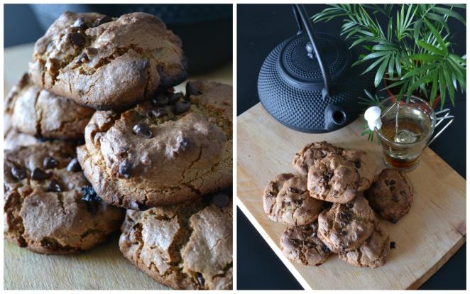 cookies chocolat recette vegan