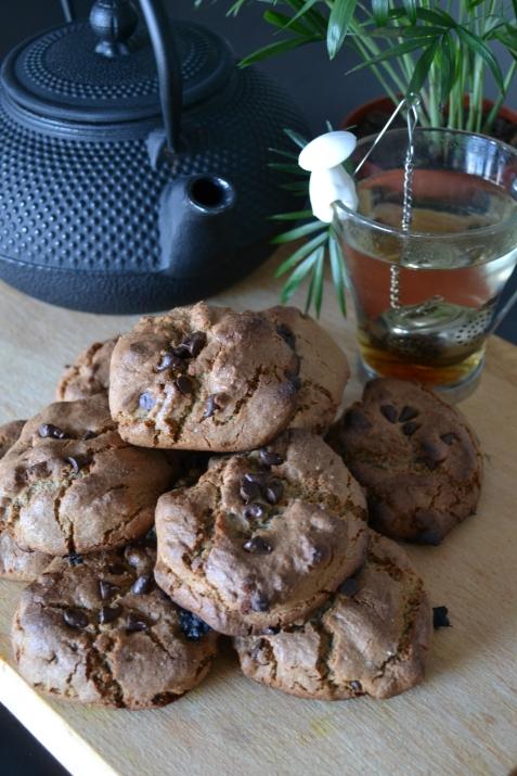 cookies recette vegan