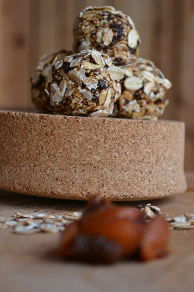 recette vegan energy balls raw